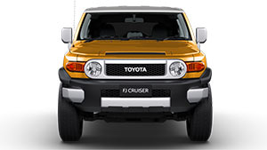 FJ Cruiser design